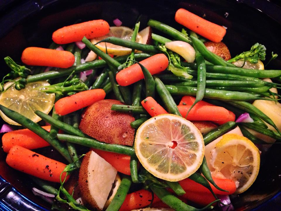 Slow cookers make dinner so much easier!